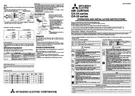 mitsubishi hvac manuals ac gallery air conditioner gallery