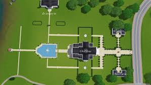 French Chateau Floor Plans Mod The Sims Rococo Château Feedback Needed