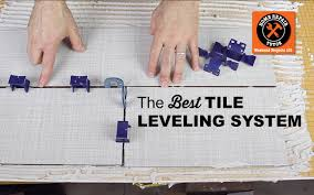 best tile the best tile leveling system for bathroom tile by home repair