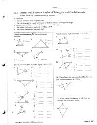 Interior And Exterior Angles Worksheet Homework Ms Sumi Math
