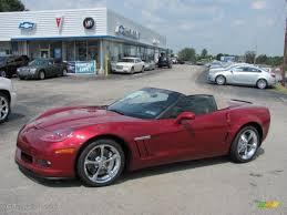 2011 crystal red tintcoat metallic chevrolet corvette grand sport