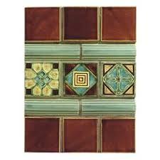 Motawi Tile Backsplash by Motawi Tile Medieval Series Backsplash 18 Tiles Rabbit Cat Stag