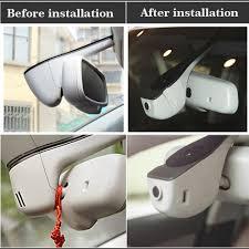 for audi q7 2012 driving recorder car dvr mini wifi camera full hd