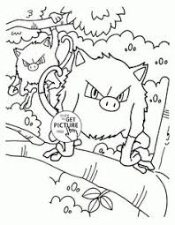 pokemon gastly evolution coloring pages kids pokemon