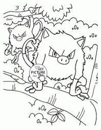 legendary pokemon entei coloring pages kids pokemon