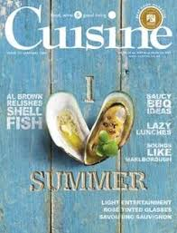 cuisine jama aine food for thought cuisine magazine covers food in literature