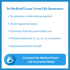 life insurance quotes no medical exam adorable download term life