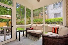 Indoor Patio Designs by Enclosed Sunroom Ideas Gurdjieffouspensky Com