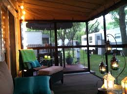 Decorations Camping Room Ideas Shelter Porch Over Camper Rv