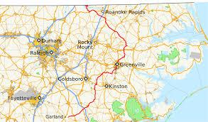 Virginia North Carolina Map by North Carolina Highway 903 Wikipedia