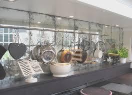 backsplash creative mirror kitchen backsplash room design plan
