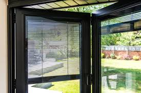 Magnetic Blinds For French Doors Integrated Blinds For Bi Fold Doors Folding Doors 2 U
