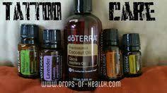 tattoo care essential oils doterra tattoo care essential oils pinterest tattoo care