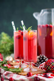 christmas punch recipe boozy or not sugar u0026 soul