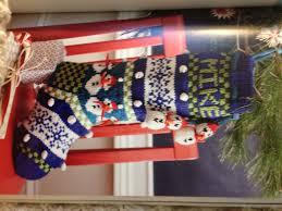 book review u201cknit christmas stockings u201d edited by gwen w steege
