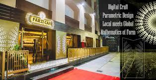 cafe interior design india farzi cafe at jaipur interior design by rat lab interiors