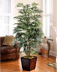 order high quality silk bamboo trees for home decorating at