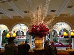 Christmas Decorations In Las Vegas Christmas Decor Ideas From Las Vegas Garden Party Flowers