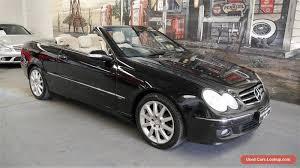 mercedes australia used cars 2007 mercedes clk350 a209 my08 avantgarde black automatic 7sp