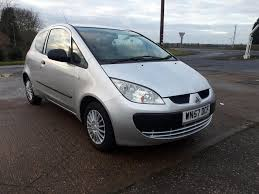 colt mitsubishi 1995 used mitsubishi colt 3 doors for sale motors co uk