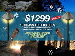 Landscape Lighting Atlanta - atlanta best in landscapes nestors sprinklers u0026 lighting smart