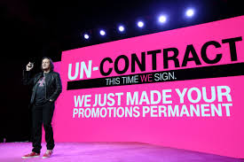 after revolutionizing wireless for consumers t mobile un leashes