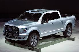 F150 2015 Atlas Truck Concepts The Weird And The Wonderful