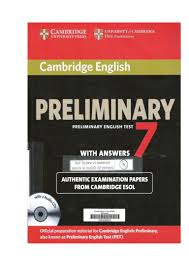 232292391 preliminary english test 7 red