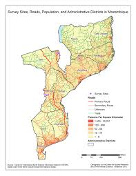 Mozambique Map Ag2africa U2013 Mozambique Community Commons