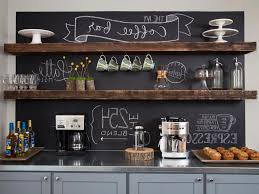 kitchen coffee bar ideas cool coffee bar for kitchen with black wall design and cake place