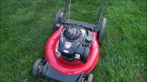 how to fix a newer yard machines lawnmower that won u0027t start or run