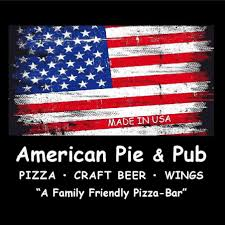 Dirty American Flag Dirty Deeds At American Pie U0026 Pub