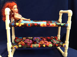 Barbie Bunk Beds Doll Bunk Bed For Barbie Dolls Beanie Babies Stuffed