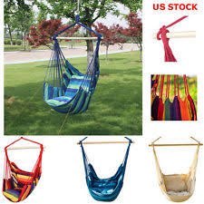 indoor hanging chair ebay