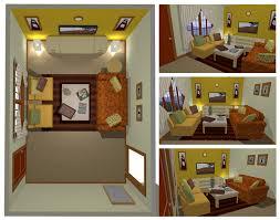 design interior rumah kontrakan kontentika desain ruang tamu untuk rumah kontrakan