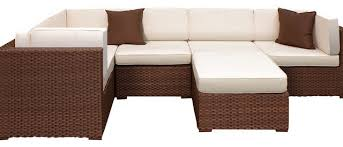 Patio Furniture Sofa by Online Get Cheap Patio Furniture Sectional Aliexpress Com