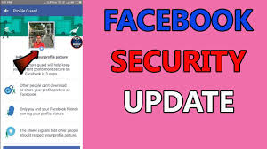 fb update new facebook security update fb profile pic guard youtube