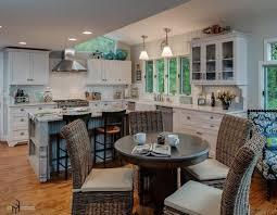 round table kitchen island u2022 kitchen tables design
