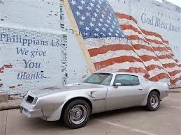 1976 pontiac firebird trans am for sale on classiccars com 26