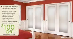Closet Door Replacement Interior Door Closet Company Closet Doors Closet Door