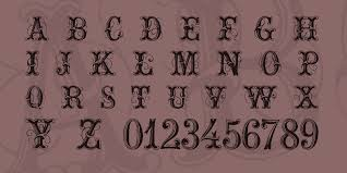 ornamental no2 font 1001 fonts