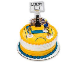 basketball cake topper basketball all net decoset cake topper sports cake
