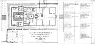 the talmud appendix plan of the temple