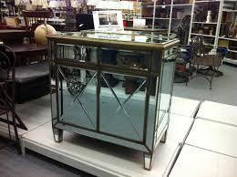 nightstand splendid amazing home goods mirrored nightstand with
