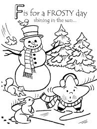 16 free christmas colouring pages children family holiday