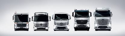 mercedes commercial trucks