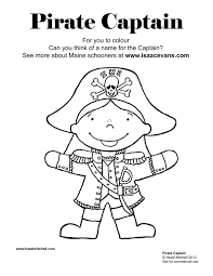 pirate coloring pages exprimartdesign com