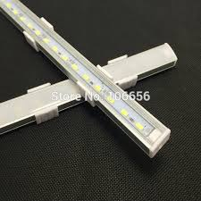 kitchen led light bar 5pcs package 50cm 5730 rigid strip led bar light kitchen led light