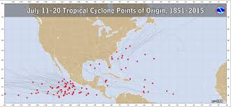 Pacific Time Zone Map Tropical Cyclone Climatology
