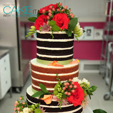 cakes candy and flowers wedding cake u2013 how to cake it